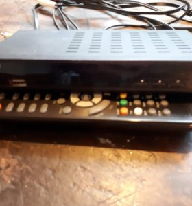 ТВ приставка цифровая 21 канал.