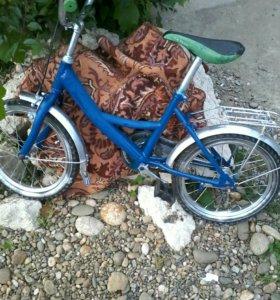 Вело ипед