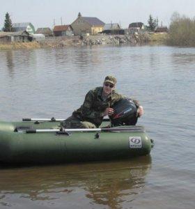Лодка Фрегат 290 ЕК