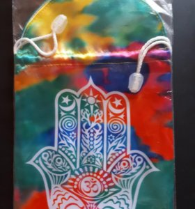 Мешочек для хранения карт Таро, рун, камней.