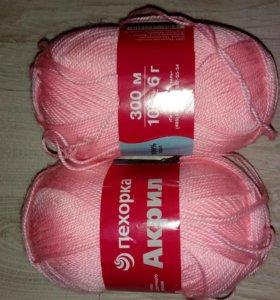 Нитки для вязания и аксесуары