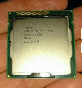 Процессор i5-2300. 2,80гц