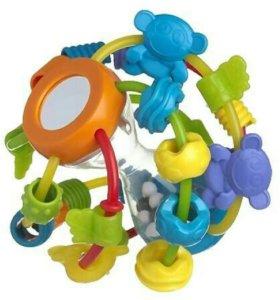 Игрушка, развивающий шар playgro