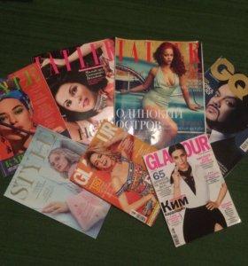 Популярные журналы