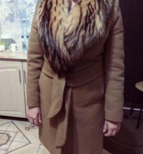 Пальто женское 44-46раз.