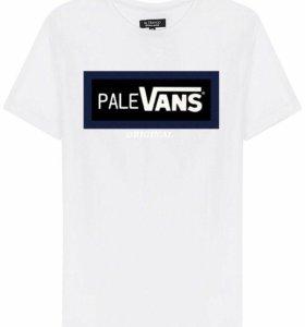 Футболка PaleVans(оригинал)