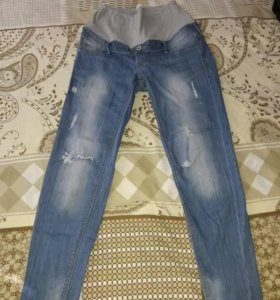джинсы для беременных.брюки для беременных 200р