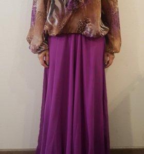 Вечернее платье (костюм)