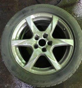 Комплект колёс для Ауди А4, А5