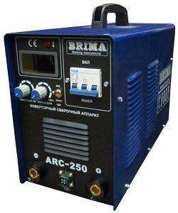Сварочный аппарат Brima ARC-250 север