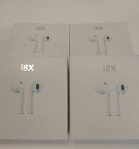 Беспроводные наушники Apple Airpods i8x