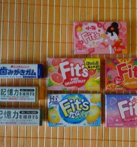 Японская вкусная жевательная резинка