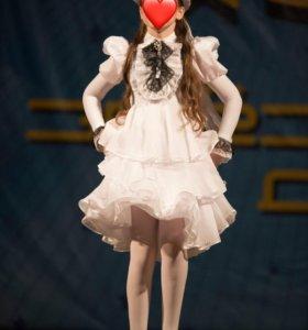 Сценическое детское платье