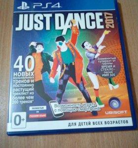 Just Dance 2017 | PS4 | Игра для PS4