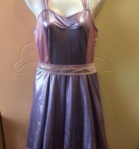 Платье сценическое