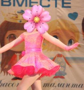 Платье детское сценическое