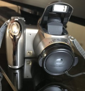 Цифровой фотоаппарат Konica Minolta DiMAGE Z6