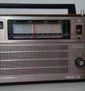 Радиоприёмник: ОКЕАН•214