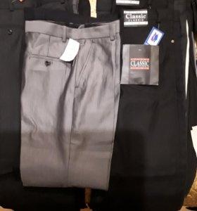 Детские школьные брюки, новые