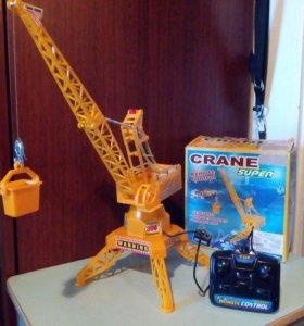 Кран портальный Super crane