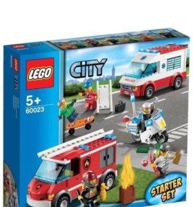 Конструктор LEGO city 60023