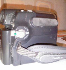 Видеокамера, плёночная.