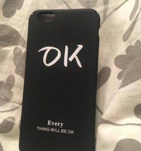 Чехол на iPhone 6,6s