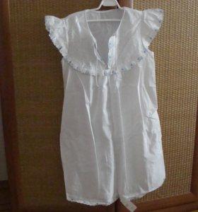 Шикарная ночная рубашка р-р116