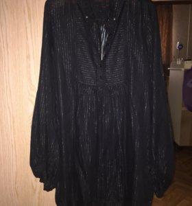 Рубашка-туника Levi's (новая)