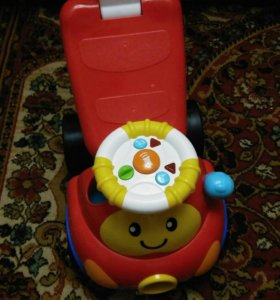 Машинка - ходунки 3 в 1