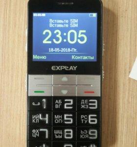 Телефон Explay BM55.