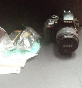 Фотоаппарат d3300