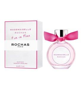 Новый парфюм Rochas