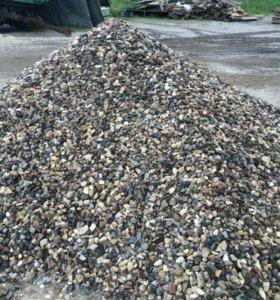 Песок, щебень, вывоз строительного мусора