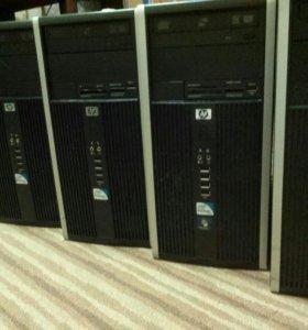 Продается 4 системных блока HP Compaq 6000pro