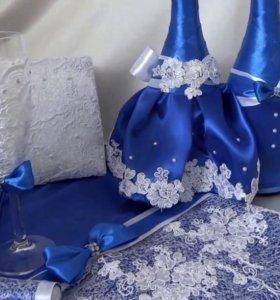 Изготовление свадебных наборов