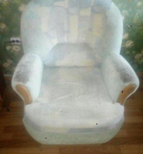 Кресло+диван