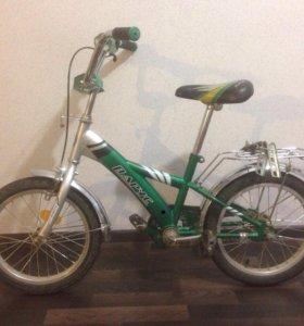 Велосипед Парус 16 колесо