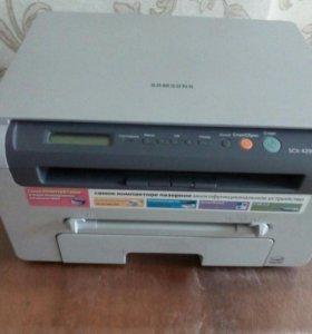 SCX-4200 Много функциональное лазарное устройств