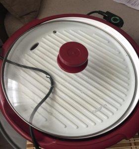 Электрогриль сковорода