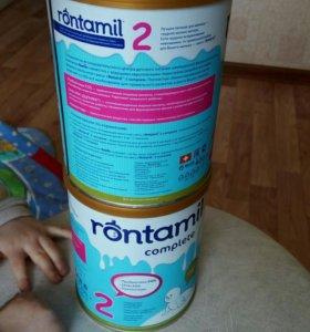 Детская Смесь Rontamil 2