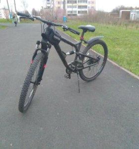 Велосипед rush