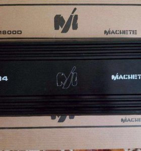 Alphard Machete M84 самый лучший уситель