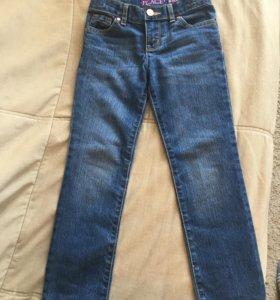 джинсы children place 6 лет