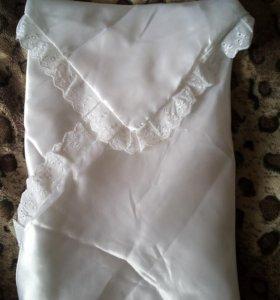 Одеялко на выписку.