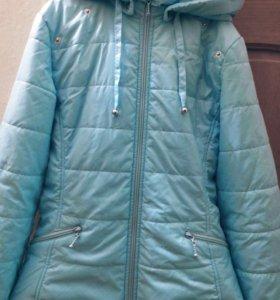 Куртки для девочки весна-осень
