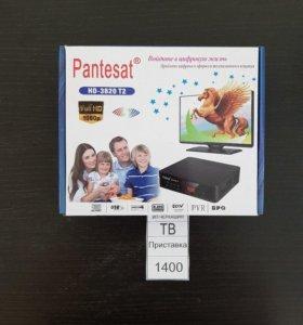 """TB приставка """"Pantesat HD-3820"""" T2"""