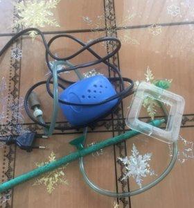 Компрессор для аквариума+подарки