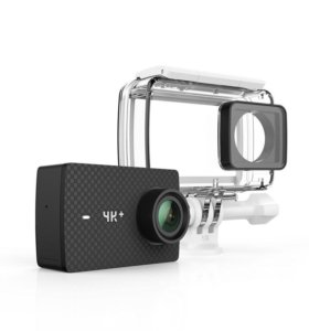 Экшн-Камера Xiaomi Yi 4K Plus + аквабокс