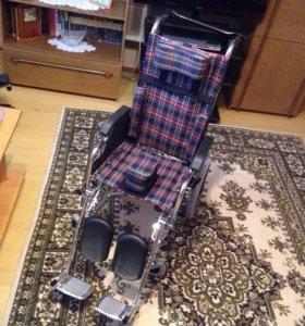кресло - каталка для инвалидов и детей с дцп